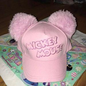 Tokyo Disney limited pompom Mickey cap hat 🧢